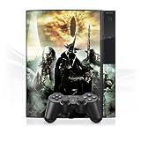 Sony Playstation 3 3 Design Skin Folie Aufkleber einseitig - Herr der Ringe - Motiv 8