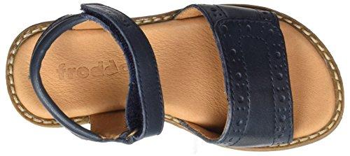 FRODDO Froddo Girls Sandal G3150090-2, Sandales  Bout ouvert fille Blau (Blue)