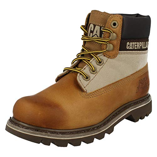 Caterpillar Colorado, Bottes pour Homme - Marron - Beaned/Oxford Tan, 36.5