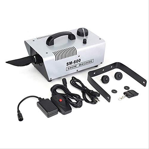 Schneespray Wbdd 110v/220v 600wwired Remote Für Urlaub Bühne Schneemacher Spray Schnee Seife Schaum Maschine 110v -