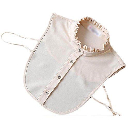 Art und Weise falscher Kragen abnehmbares Hemd-Strickjacke-Kragen für Frauen-A03
