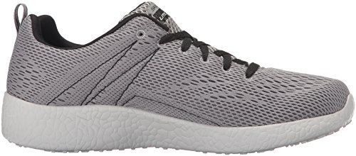 black Sport Skechers Gray Oxford Burst Light fB6PXq
