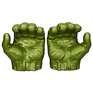 Avengers Hulk Gamma Grip Fists, Multi Color
