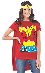 Rubbies - Disfraz de superhéroe para mujer, talla M (880475_M)