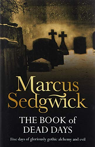The Book of Dead Days Cover Image