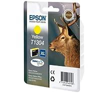 Epson T1304 Cartouche d'encre pour Stylus Jaune