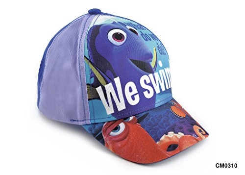 Boys Girls Kids Disney Finding Dory and Nemo Baseball Cap, Sun hat summer hat