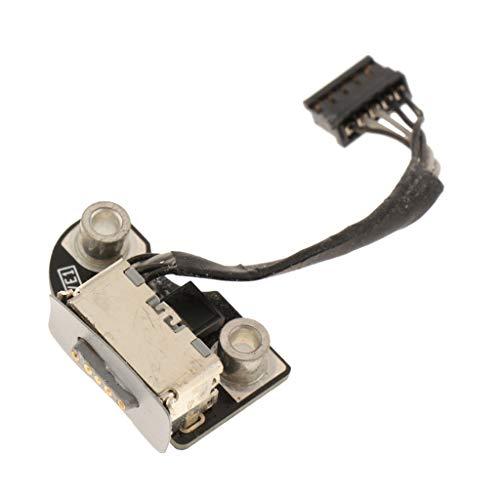 KESOTO Parti di Ricambio della Scheda Jack Audio Power I/O CC per MacBook  PRO 13 A1278 (2009-2012)