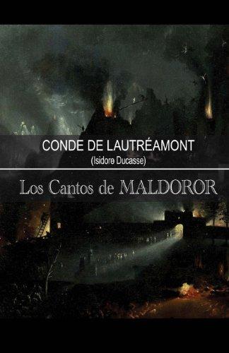 Los Cantos de Maldoror: Conde de Lautréamont