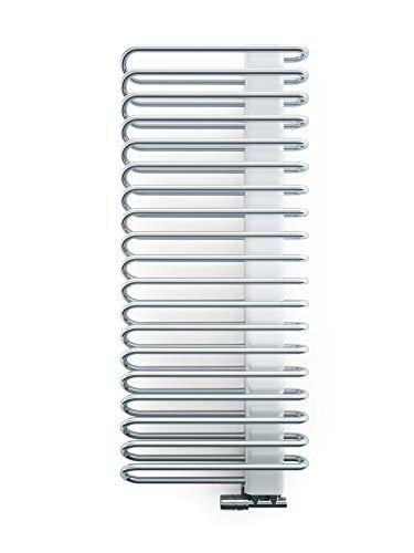 Radiateur de salle de bain Design Motif Michelle 1200h x 60cm