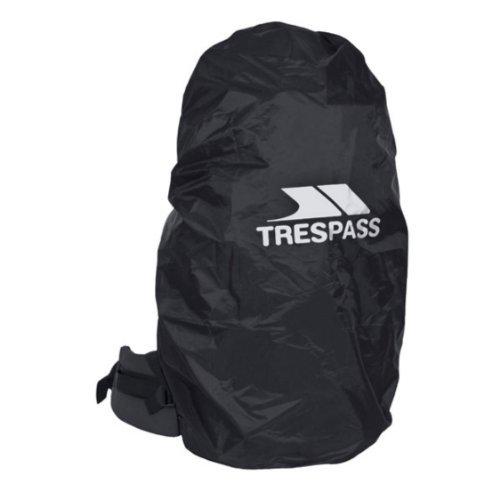 Trespass–Copertura impermeabile per zaino/Zaini nero
