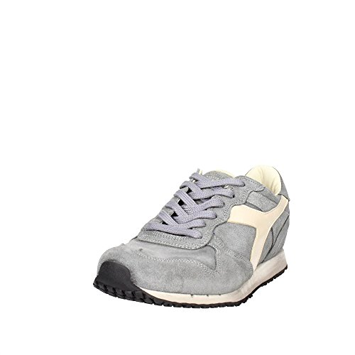 Schuhe An1858 Diadora Uomo Fantasie Grau