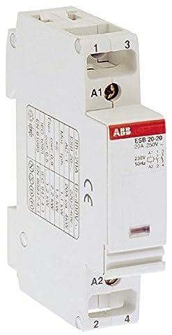 ABB 26326GSB Installationsschütze, mit 2-polig 20A