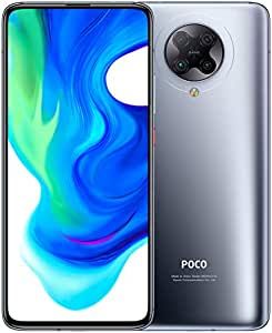"Xiaomi POCO F2 Pro 5G - Smartphone 6.67"" AMOLED 6GB 128GB 64MP Quad Rear telecamera AI 8K Video 4700 mAh(typ) Qualcomm® Snapdragon ™ 865 Nero [Versione globale]"