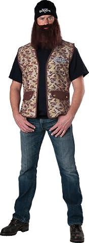 Dynastie De Duck Duck Costume - InCharacter Duck Dynasty Jase Robertson Mens Costume