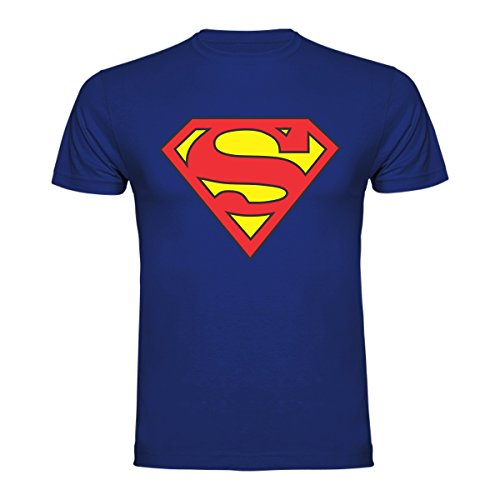 Under Armour Alter  Ego Comp SS Maglia con Maniche Corte - Blu (Royal) - XL