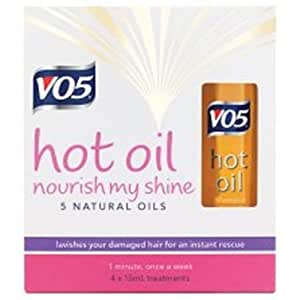 VO5 Nourish My Shine Hot Oil - 15 ml