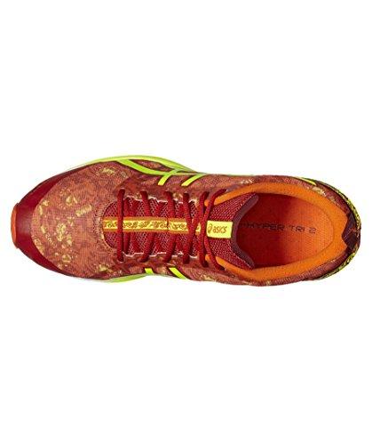 Chaussures de course Asics GEL-HYPER TRI 2 hommes Orange