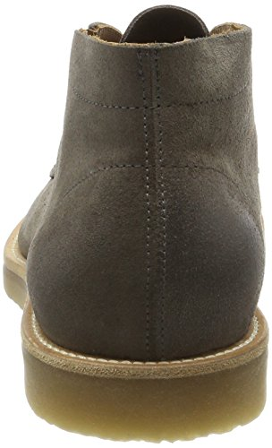 BOSS Casual Herren Cuba_Desb_sdws Desert Boots Grau (Medium Grey)