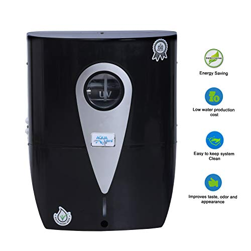"AQUA Libra Water Purifier Ro+Uv+Uf+Tds Control New Technology Bags""(ALWP-04)"