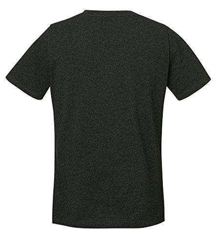 YTWOO - T-shirt - Col Rond - Femme Gris foncé