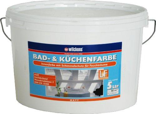 Wilckens Bad- & Küchenfarbe 5000 ml