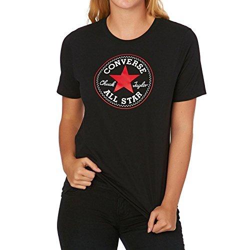 Converse Converse CORE CP CREW Sweatshirt, Damen, Grau ( XXL schwarz