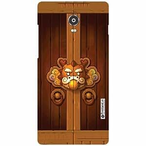 Lenovo Vibe P1 Back Cover - Wood Art Designer Cases