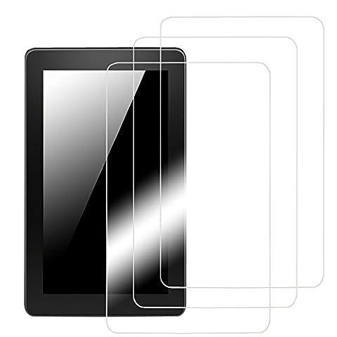 3 x Fintie Samsung Galaxy Tab A 7.0 Ultra-Klar Schutzfolie - High Definition Kristallklar Displayschutzfolie Premium Screen Protector für Samsung GALAXY Tab A 7.0 Zoll (2016 Version) SM-T280 / SM-T285 Tablet(3
