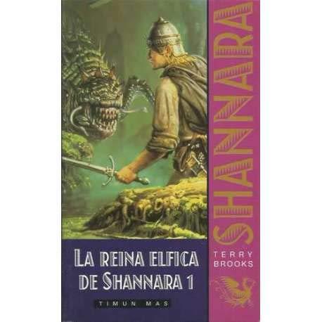 La Reina Élfica De Shannara