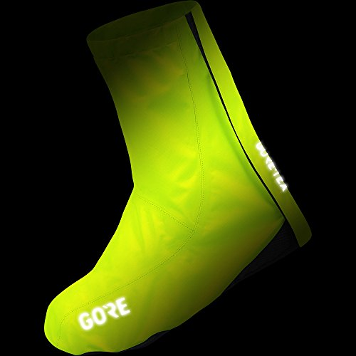GORE Wear Atmungsaktive Herren Fahrrad-Kurzfingerhandschuhe, GORE C3 Short Finger Gloves, 100119 neon yellow