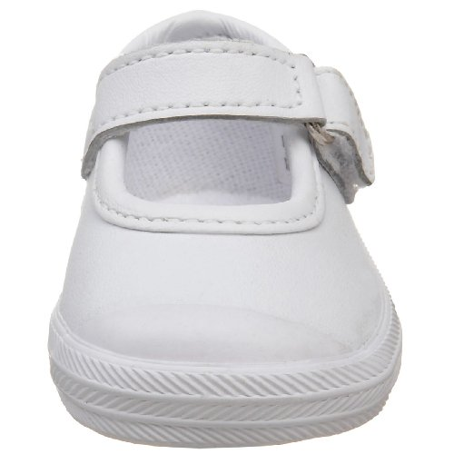 Keds Ch Toe Cap MJ Cuir Mary Janes white