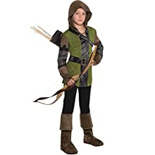 Child Boys Prince of Thieves Costume (10-12yr)