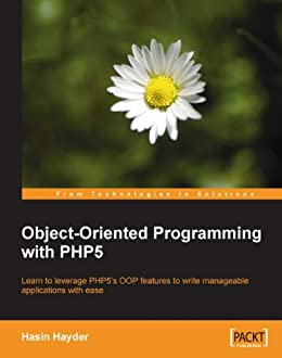 Object-Oriented Programming with PHP5 par [Hayder, Hasin]