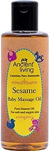 Ancient Living Sesame baby massage oil 200 ml