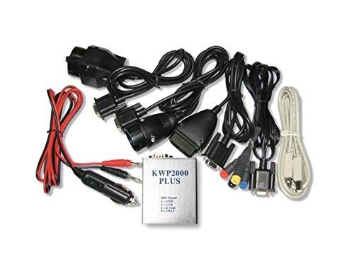 OBD2 USB KWP2000 PLUS Flasher Chip-Tuning für BMW AUDI MERCEDES