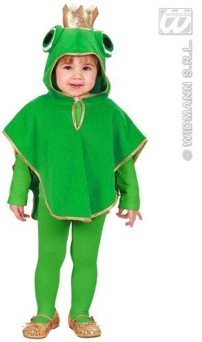 Kostüm Froschkönig Gr. 92 (Froschkönig Kostüm Kleinkind)