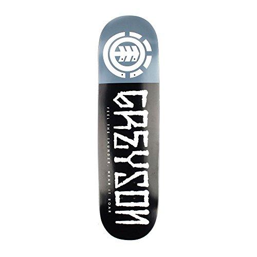 Herren Skateboard Deck (Greyson Script 8.25 Skateboard Deck)
