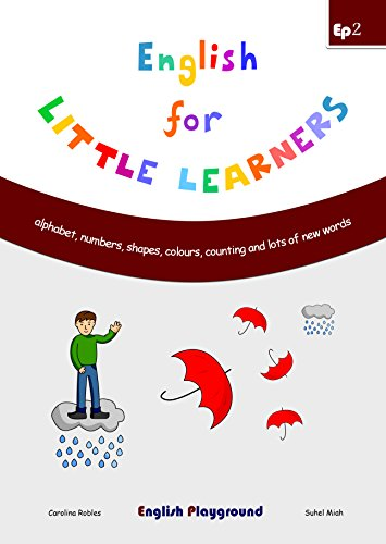 ENGLISH FOR LITTLE LEARNERS - LEVEL EP2 (4-5 YEARS OLD)