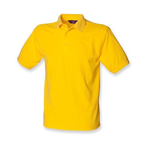 HenburyHerren  Polo ShirtPoloshirt Gelb - Gelb