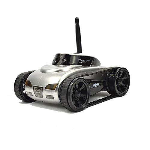 OD.zepp Rc Car Mini RC WiFi Tank-Roboter, HD-Kamera Video-Fernsteuerungsroboter Autos Intelligent IOS Anroid APP Handy Gesteuertes Spielzeug