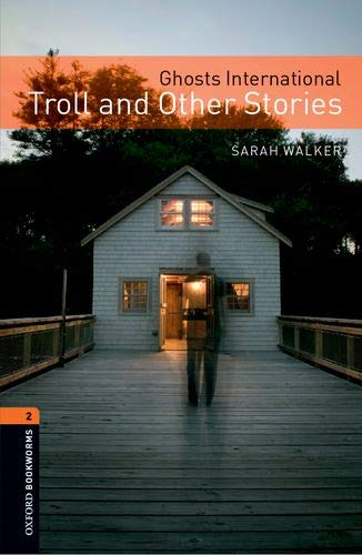 Oxford Bookworms Library: Oxford Bookworms 2. Ghost Troll and Other Stories MP3 Pack