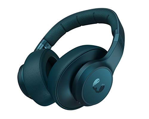 Fresh 'n Rebel Clam - Headphones Petrol Blue, Cuffie Bluetooth over-ear, Circumaurali, Con cavo di riserva, Blu Petrolio