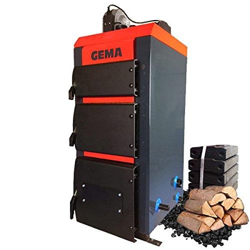 GEMA eko Comfort 3.9 Festbrennstoffkessel (3,9 KW)