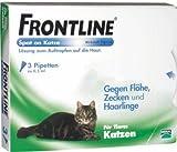 Frontline Spot on K veterinär Lösung 3 stk