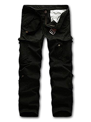 SOIXANTE -  Pantaloni  - Uomo Nero