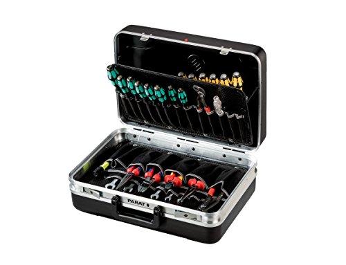 PARAT 433000171 Silver Werkzeugkoffer, Standard Ausführung (Ohne Inhalt)