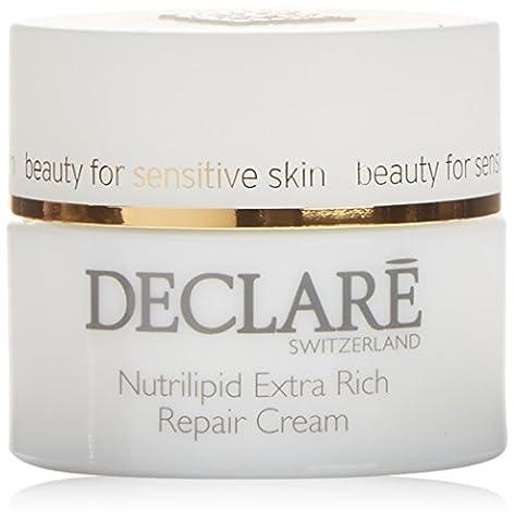 Declaré Vital Balance femme/women, Nutrilipid Extra Rich Repair Cream, 1er Pack (1 x 50 g)