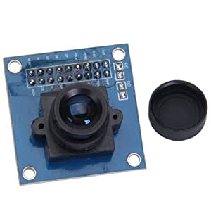 640x480 CMOS O7670 Kamera Modul mit hoher Qualitaet Objekti