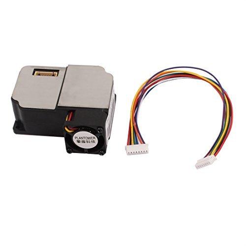 DealMux Laser-Staub-Sensor-Modul Staubdetektor Luftreiniger PM1.0 PM2.5 PM10 -